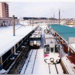 北海道列車長被丟包 搭小黃追火車10公里