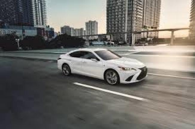 J.D. Power公司12日发表2020年美国汽车可靠度研究报告,最可靠车型是日本丰田凌志(Lexus)ES。(取自推特)