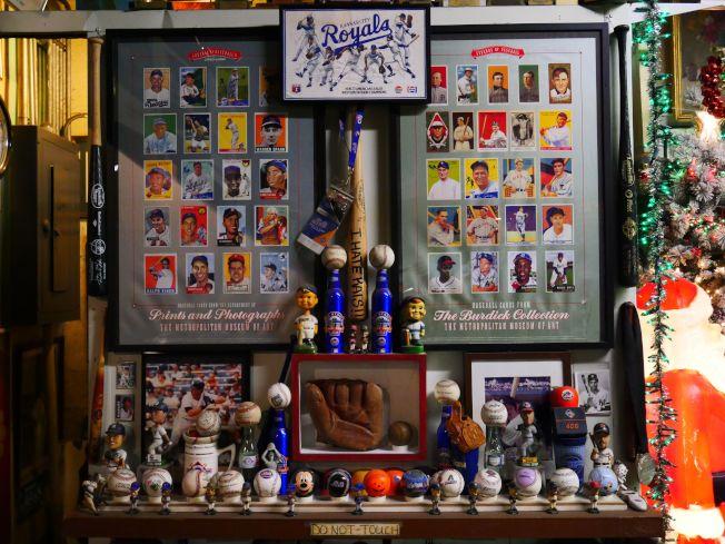 垃圾博物館的收藏由清潔工Nelson Molina從廢舊物品中淘寶而來。(取自New York Adventure Club官網)