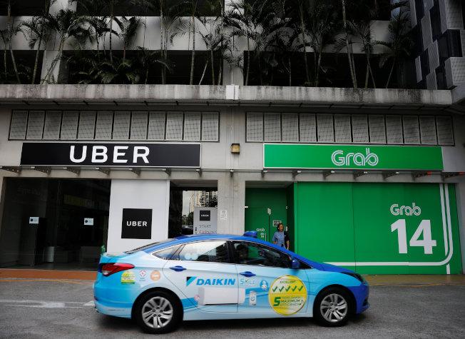 新加坡計程車司機獲得政府紓困。路透