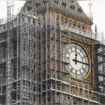 英国大笨钟钟塔维修费 暴增至破亿美元