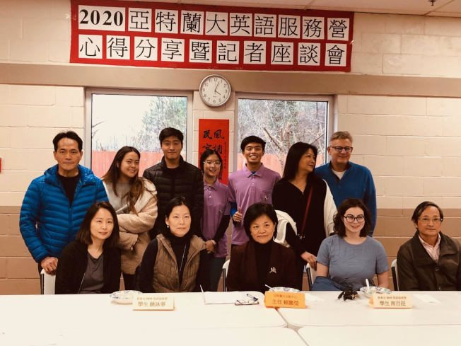 海外青年英語服務營 體驗台灣之美