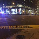 華府華埠當街開槍 1死1傷 兇嫌落網