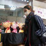 疫情不退燒 口罩成香港最夯情人禮
