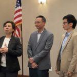華裔民選官員選前交流