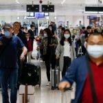新冠病毒籠罩 美中業務蕭條