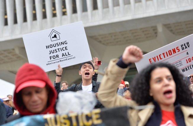 數據顯示,自2010年以來,居住問題是紐約市民通過311投訴最普遍的話題。(主計長辦公室提供)