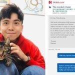 報警也沒用!藝人黃豪平遭英國飯店「軟禁」嚇得上臉書求救