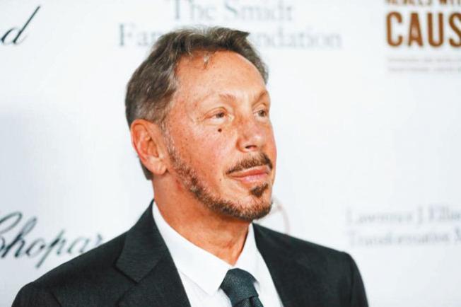 科技網站「Recode」13日報導,甲骨文(Oracle)創辦人艾利森(Larry Ellison,圖,Getty Images)將於本月19日為川普進行一場籌款會,入場費最低為10萬元。