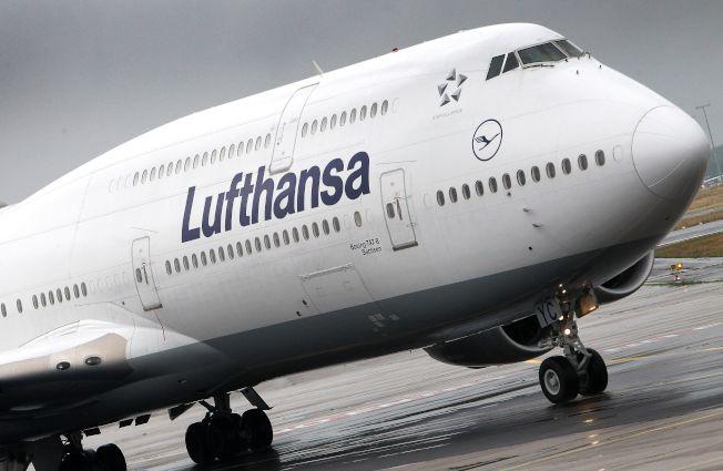 德國航空業巨頭漢莎航空公司將停飛期延長至3月28日。(Getty Images)