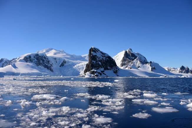 研究人員今天表示,科學家在南極測得攝氏20.75度的新高溫紀錄,這是南極洲氣溫有紀錄以來首度跨越攝氏20度門檻。Getty Images
