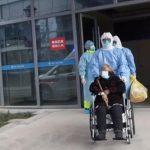 新冠肺炎/浙江最高齡患者 96歲老婦出院