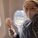 專家:搭飛機坐這位子 染病機率較低