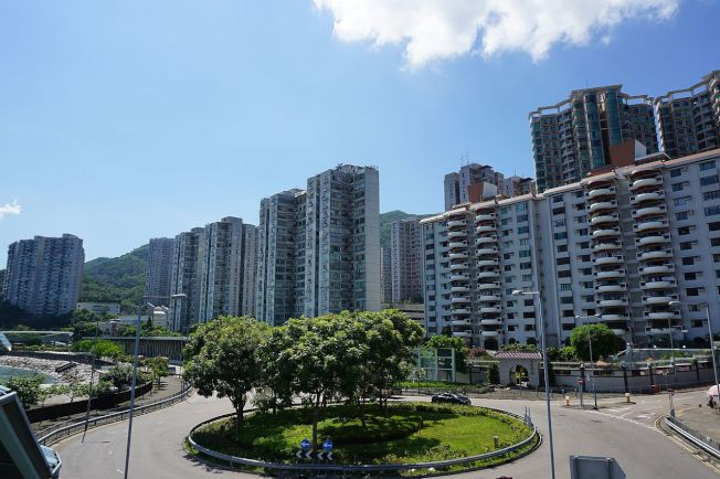 共有24隻寵物疑似被從香港豪景花園大樓丟出摔死。(取自維基百科)