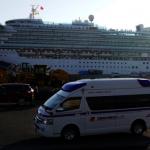 「鑽石公主號」22名台灣人 台將採包機接回