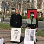 悼念李文亮 華人要求中國言論自由