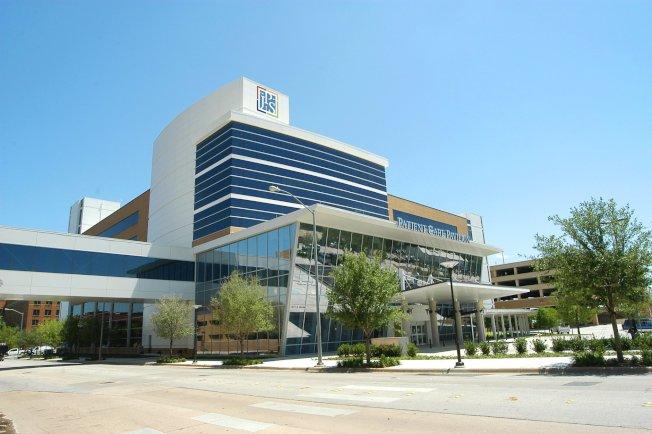 John Peter Smith Hospital。(臉書)