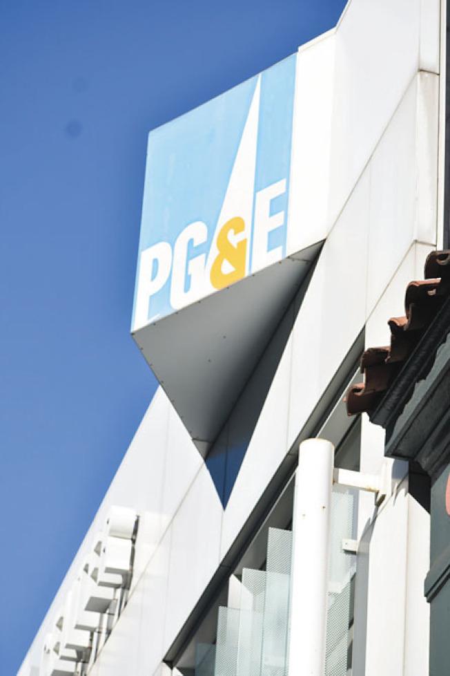 一旦被州府接管,PG&E將面臨性質和名稱的徹底變更。(記者黃少華/攝影)