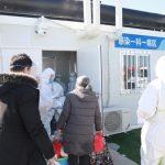 武漢防疫新措施:公共場所全面「掃碼入出」