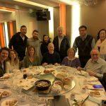 消除新冠疫情疑慮 猶太團體華埠用餐 呼籲勿因恐慌而歧視華裔
