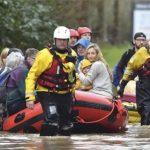 一周兩風暴!英國一天狂發614起洪水警報
