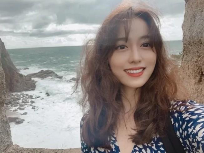 舉手投足都散發著氣質美的林賢珠,是南韓MBC電視台的主播。圖/Instagram