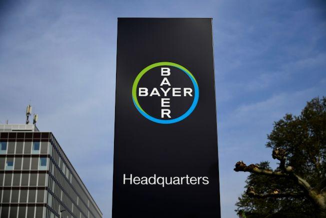 德國化工巨擎拜耳集團。Getty Images