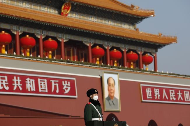 受新冠肺炎影響,中國每年3月初登場的全國「兩會」(全國人大、政協會議),今年可能破例延後。(Getty Images)