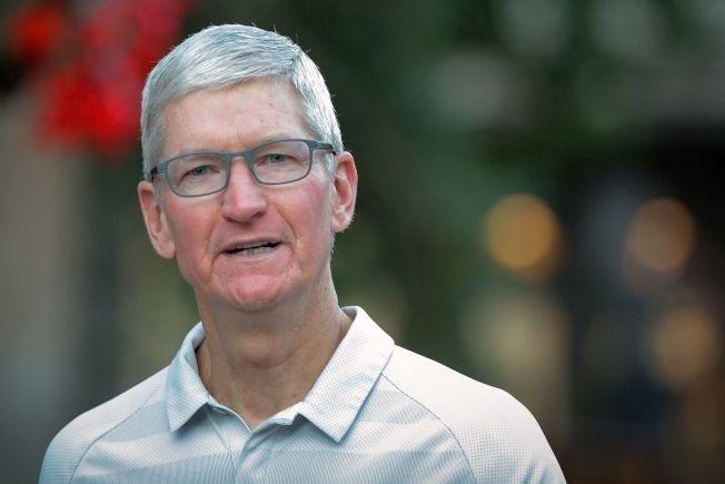 蘋果執行長庫克發信給全體蘋果員工,強調員工、合作夥伴和客戶的安全,是蘋果關注的中心。美聯社