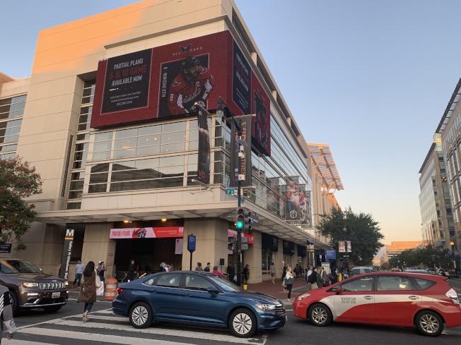 Redfin評選全美最易行城市,華府排第七,市內乘坐公共交通、步行到球館看比賽、購物、買菜等配套設施完善。(記者羅曉媛/攝影)