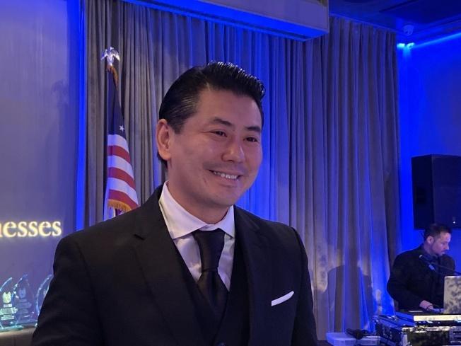 華裔律師鄭博仁參選亞市市議員。(本報檔案照)