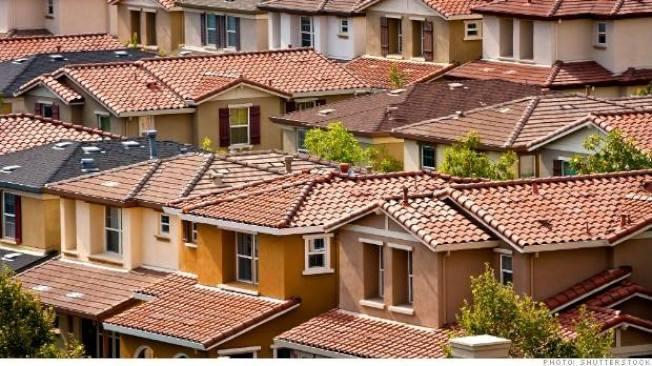 德州多數選民認為產業稅過高,圖為達拉斯地區房地產,去年平均增值5200元。(達拉斯地產協會臉書)
