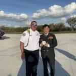 防災交流 新北市消防局參訪奧蘭多、歐夏拉郡災害應變中心