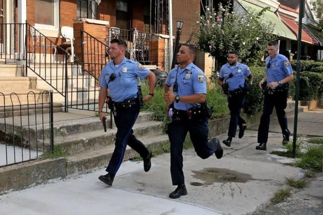 達拉斯去年謀殺率創新高,警方及巡守隊疲於奔命。(達拉斯警局臉書)