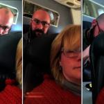搭飛機傾倒椅背引爆論戰 網友:該罵的是航空公司