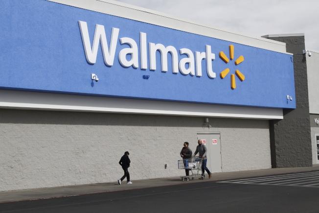 沃爾瑪上季銷售與獲利均低於華爾街預期。美聯社