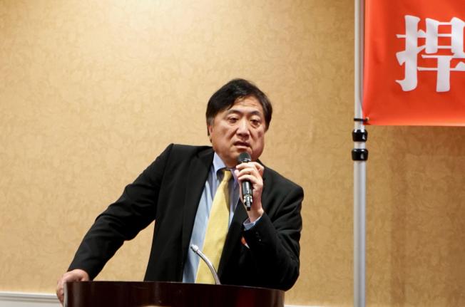 華興保險CEO張國興。(本報檔案照)