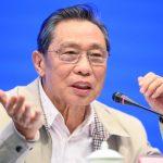 鍾南山:武漢未停止人傳人 疫情4月才會趨穩