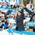 加州民調桑德斯支持度32%遙遙領先