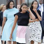给女儿忠告 欧巴马夫人:走出自己的路