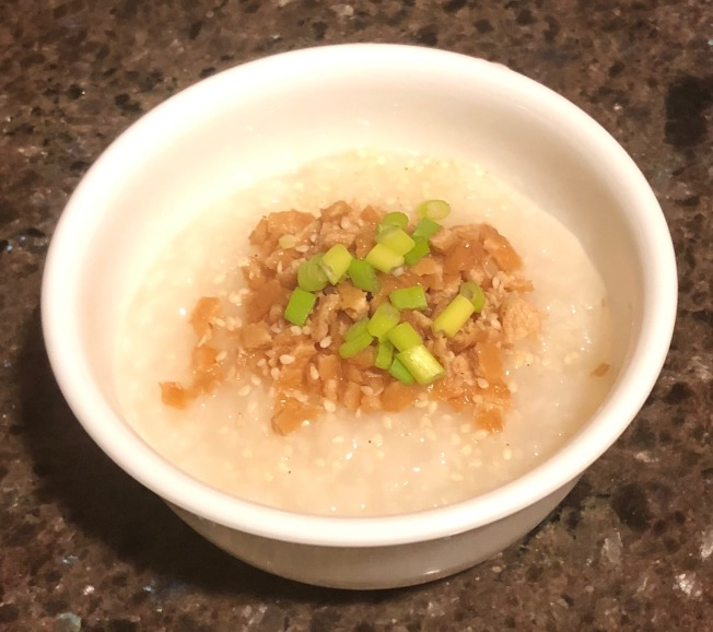 稻荷芝麻粥