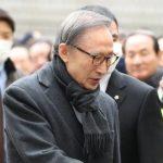 南韓卸任總統難逃階下囚命運 李明博二審判17年