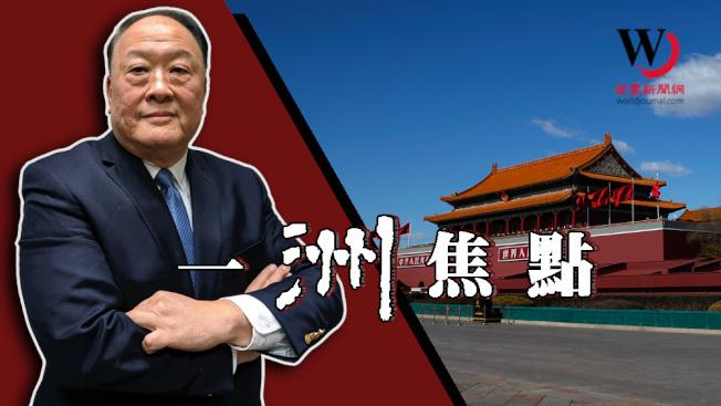華爾街日報「東亞病夫」一文引發外交爭議。(世界新聞網)