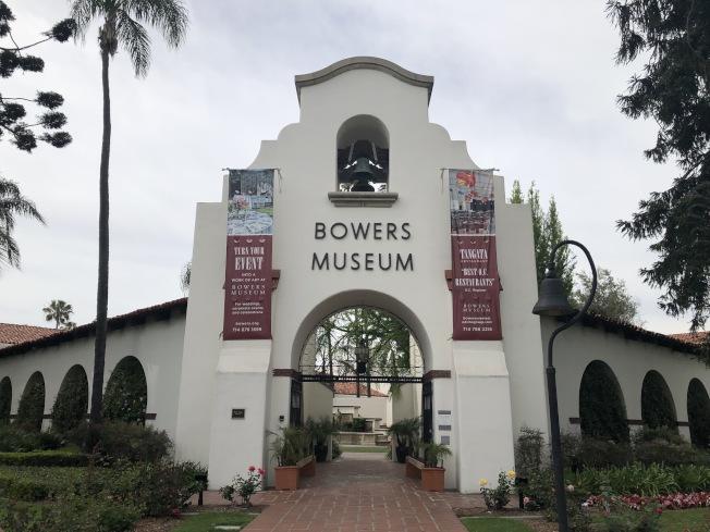 長年展出世界稀珍藝品的寶爾博物館,已成聖塔安那重要地標。(記者胡清揚/攝影)