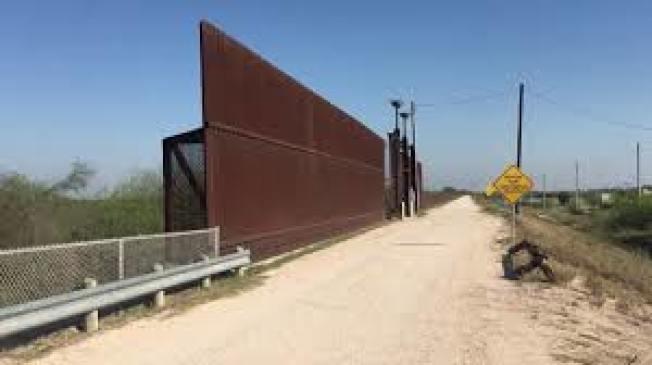邊界安全和非法移民仍是德州當前最重要的問題。(「我們築牆」網頁)