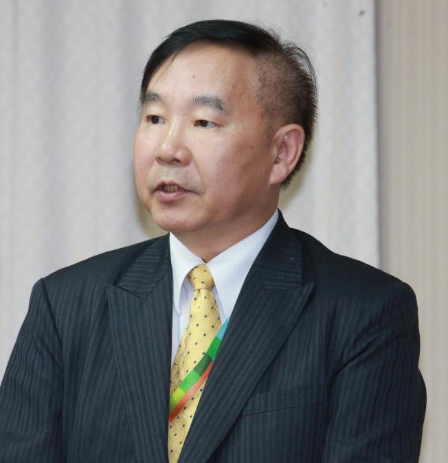 交通部長林佳龍19日批准撤換桃機董事長王明德。(本報資料照片)
