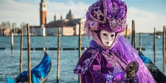 威尼斯狂歡節 體驗戲劇。圖/截自訂票網站:eventbrite.com