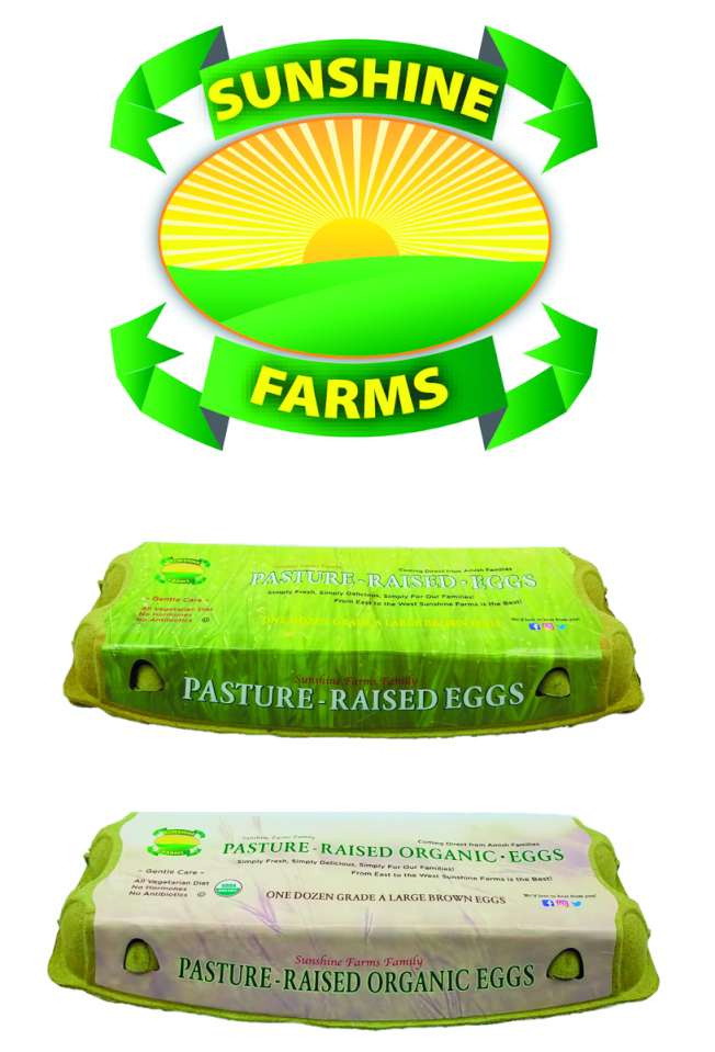 陽光農場牧養雞蛋/牧養有機雞蛋,品質優良營養價值更高。
