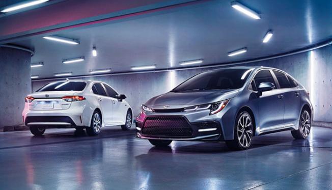 「消費者報導」20日公布2020年最佳車型,2萬5000元以下由豐田Corolla奪冠。(取自推特)