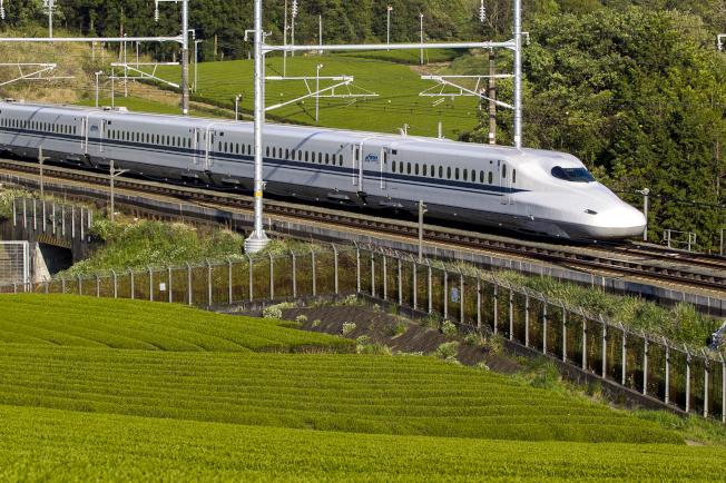 德州子彈列車從休士頓到達拉斯只需90分鐘。(Texas Central Railway官網)
